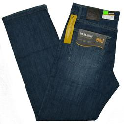 Lee #10357 NEW Men's Regular Fit Straight Leg Comfort Stretc