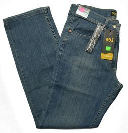 Lee #10361 NEW Men's Classic Fit Straight Leg Premium Flex D