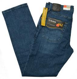 Lee #10364 NEW Men's Regular Fit Straight Leg Comfort Stretc