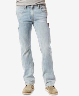 $117 Levi's 527 Jeans Men's Size 34W 30L Blue Jeans Slim Fit