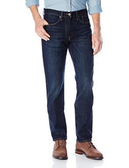 Lucky Brand Men's 121 Heritage Slim Jean, Manteca, 34x32