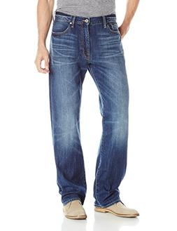 Lucky Brand Men's 181 Relaxed Straight Jean, Lakewood, 34x30