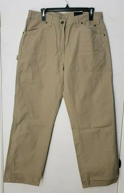 Dickies 1939 Relaxed Fit Straight Leg Carpenter Duck Jeans W