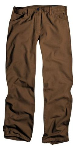 Dickies 1939RTB 33 32 Mens Relaxed Fit Duck Utility Jean Rin