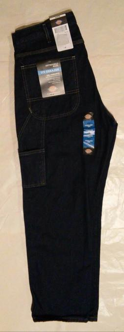 DICKIES 1993 Mens Relaxed Fit Carpenter Denim Jeans 30 32 34