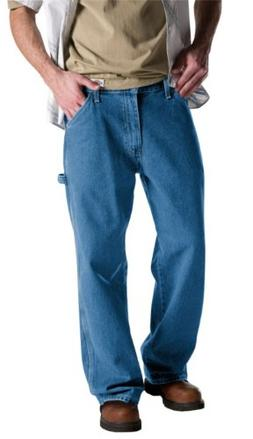 Dickies 1993SNB38X30 Indigo Blue Relaxed Fit Utility Jeans -