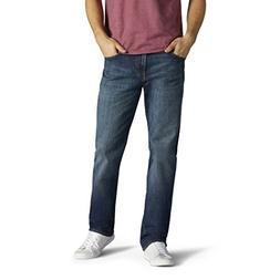 LEE 20136 Men's Modern Series Straight Leg Jeans, Icon - 38W