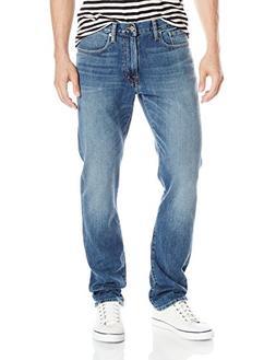 Lucky Brand Men's 410 Athletic Fit Jean,Walnut, 33x30