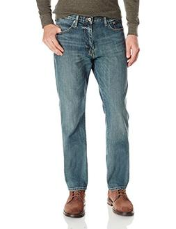 Lucky Brand Men's 410 Athletic Jean, Milpitas, 33x32