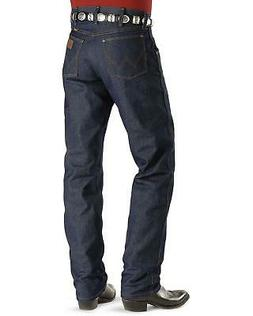 Wrangler Men's Tall Premium Performance Cowboy Cut Jean, Nav