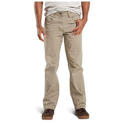 5.11 Tactical Men' Defender-Flex Pants-Straight, Stone, 38x3