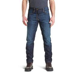 5.1100000000000003 Defender-Flex Slim Jean, Dark Wash Indigo