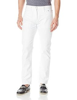 Nautica Men's 5 Pocket Athletic Fit Straight Leg Stretch Jea