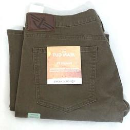 Dockers Men's Men's 5-Pocket Straight Corduroy - Hazelnut Pa