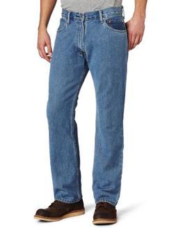 Levi's 505 Regular-Fit Jeans, Authentic-Stonewash