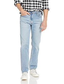 Levi's Men's 505 Regular Fit Jean, Fallen Star - Stretch 33W