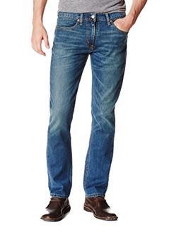 Levi's Men's 511 Slim Fit Jean, Throttle - Stretch, 35W x 32