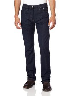 Levi's Men's 513 Stretch Slim Straight Jean, Bastion, 32x30