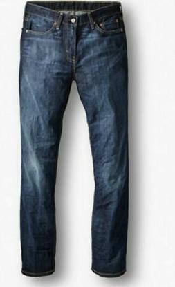 Levi's Men's 514 Straight fit Stretch Jean,  Shoestring, 34x