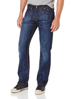 Levi's Men's 514 Straight fit Stretch Jean,  Shoestring, 33x