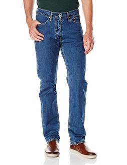 Levi's Men's 514 Straight Fit Stretch Jeans - 34W x 30L - St
