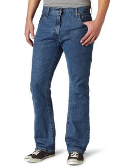 Levi's Men's 517 Boot Cut Jean, Medium Stonewash, 42x30