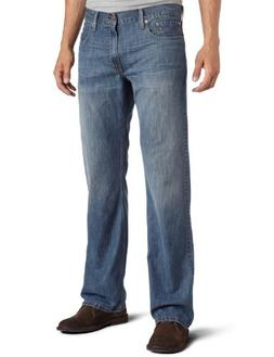 Levi's Men's 527 Low Rise Boot Cut Jean, Medium Chipped, 33X