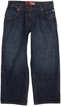 Levi's Boys' Husky 550 Relaxed Fit Jeans