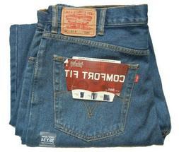 Levi's Men's 560 Comfort Fit Jean, Medium Stonewash, 32x30