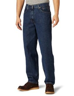 Levi's Men's 560 Comfort Fit Jean, Dark Stonewash, 44x32