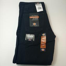 6 pocket black jeans