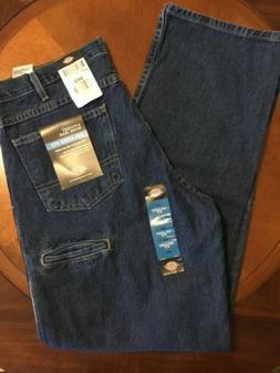 6 pocket work jeans sz 34 x