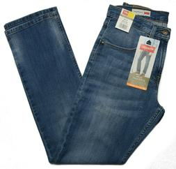 Wrangler #9117 NEW Men's Slim Straight Stretch Straight Leg