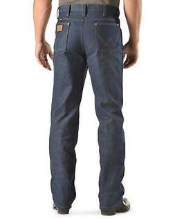 Wrangler 936 Cowboy Cut Rigid Slim Fit Jeans - 0936DEN