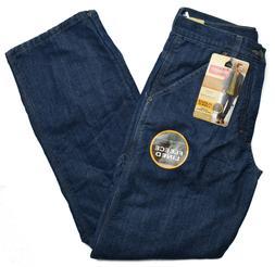 Wrangler #9580 NEW Men's Relaxed Fit Fleece Lined Carpenter