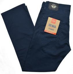 Dockers #9968 NEW Men's Straight Fit Jean Cut All Seasons Te