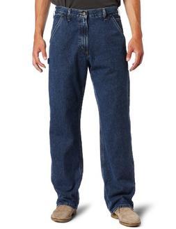 Carhartt Men's Washed Denim Original Fit Work Dungaree B13,D