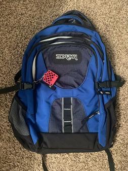 JanSport Air Vital Kohls 29L Backpacks - Blue Jean