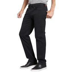 DOCKERS All Seasons Tech Straight Fit Jean Cut PANTS W  I  N