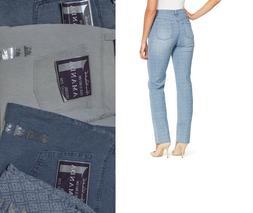 NEW Gloria Vanderbilt Amanda Heritage Fit Tapered jeans 4P 6