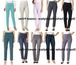 Gloria Vanderbilt Amanda Original Slimming Jeans, Many Sizes