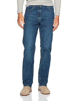 Wrangler Authentics Men's Classic Relaxed Fit Jean, Slate Fl