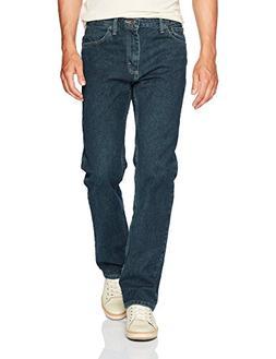 Wrangler Authentics Men's Classic Straight Leg Jean, Antique