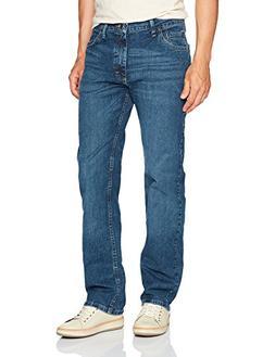 Wrangler Authentics Men's Classic Straight Leg Jean, Ranch B