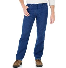 Wrangler  Authentics Men's Classic Flex Midweight Stretch Je