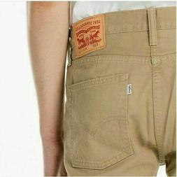 Beige Levi's  510 Skinny Jeans: 622090028
