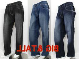 Men Southpole Denim Jeans Pants 9007-4180 Relaxed Fit Big &T