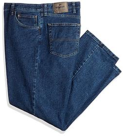 Wrangler Men's Big and Tall Authentics Comfort Flex Waist Je