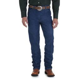 Wrangler Men's Big & Tall Cowboy Cut Slim Fit Jean