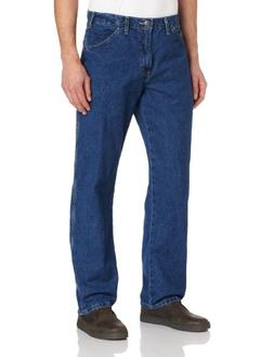Dickies Men's Big-Tall Relaxed Fit Carpenter Jean, Indigo Bl